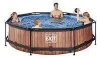 EXIT zwembad Wood Ø 3 m-Afbeelding 3
