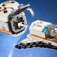 LEGO City 60227 Ruimtestation op de maan-Afbeelding 1