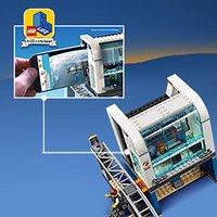 LEGO City 60228 Ruimteraket en vluchtleiding-Afbeelding 1