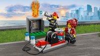 LEGO City 60231 Reddingswagen van brandweercommandant-Afbeelding 1