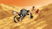 LEGO Ninjago 70672 Cole's crossmotor-Afbeelding 2