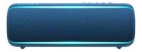 Sony bluetooth luidspreker SRS-XB22 blauw-Vooraanzicht