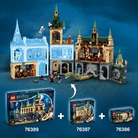 LEGO Harry Potter 76389 La Chambre des Secrets de Poudlard-Image 1