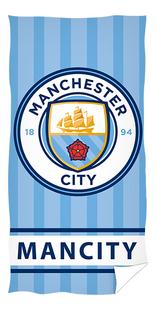 Strandlaken Manchester City blauw 70 x 140 cm