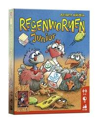 Regenwormen Junior-Vooraanzicht