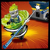 LEGO Ninjago 70682 Spinjitzu Slam - Jay-Afbeelding 2