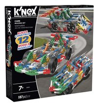 K'nex Cars-Linkerzijde