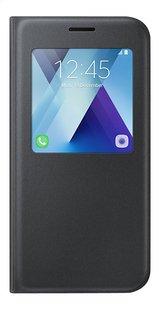 Samsung foliocover avec fenêtre Galaxy A5 2017 noir