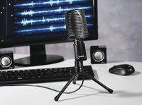 Hama microfoon MIC-USB Allround-Afbeelding 1