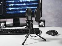 Hama microfoon MIC-USB Stream-Afbeelding 1