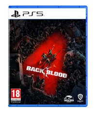 PS5 Back 4 Blood FR/ANG