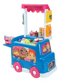 Yummy Ice Cream Truck Camion de glaces-Arrière