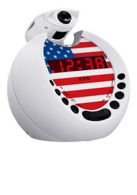 iCES radio-réveil avec projection USA ICRP-212-Détail de l'article
