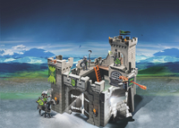 Playmobil Knights 6002 Fort des chevaliers du Loup-Image 1