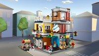 LEGO Creator 3-in-1 31097 Woonhuis, dierenwinkel & café-Afbeelding 4