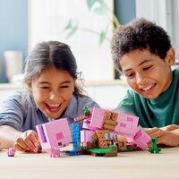 LEGO Minecraft 21170 Het varkenshuis-Afbeelding 2