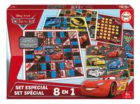 Disney Cars Set spécial 8 en 1