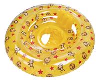 Swim Essentials Zwemband gele Circusprint-Vooraanzicht