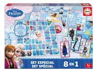 Disney La Reine des Neiges Set spécial 8 en 1 FR