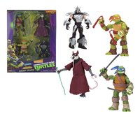 Set de 4 figurines Les Tortues Ninja-Détail de l'article