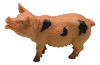 Les animaux de la ferme - 12 pièces-Image 1