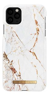 iDeal of Sweden coque Fashion Carrara Gold pour iPhone 11 Pro-Avant