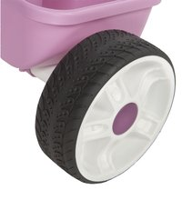 Little Tikes driewieler 4-in-1 roze-Onderkant