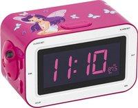 Bigben wekkerradio RR30 Fairy roze-Vooraanzicht