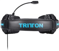 Tritton casque-micro PS4 Kama-Vue du haut