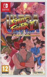 Nintendo Switch Ultra Street Fighter 2 NL