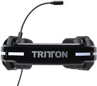 Tritton casque-micro pour PS4 Kunai noir-Vue du haut