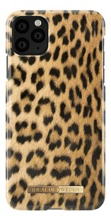 iDeal of Sweden coque Fashion Wild Leopard pour iPhone 11 Pro Max-Avant