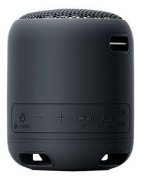 Sony bluetooth luidspreker SRS-XB12 zwart-Linkerzijde