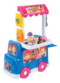 Yummy Ice Cream Truck Camion de glaces-Côté gauche