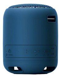 Sony bluetooth luidspreker SRS-XB12 blauw-Linkerzijde