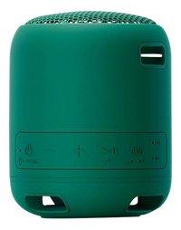 Sony bluetooth luidspreker SRS-XB12 groen-Linkerzijde
