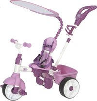 Little Tikes tricycle 4 en 1 rose-Avant