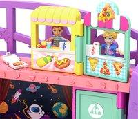 Mattel Speelset Polly Pocket Polyville Mega Mall Super Pack-Bovenaanzicht