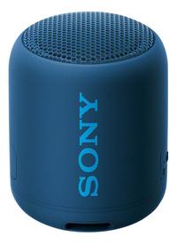 Sony bluetooth luidspreker SRS-XB12 blauw-Bovenaanzicht