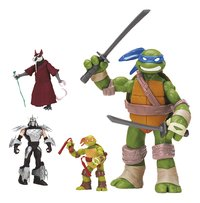 Set de 4 figurines Les Tortues Ninja-Avant