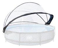 EXIT Overkapping voor zwembad Stone of Wood Ø 3,60 m-Artikeldetail