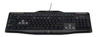Logitech gaming toetsenbord G105-Vooraanzicht