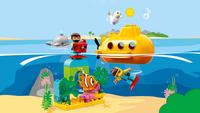 LEGO DUPLO 10910 Avontuur met onderzeeër-Afbeelding 2