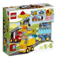 LEGO DUPLO 10816 Mes premiers véhicules
