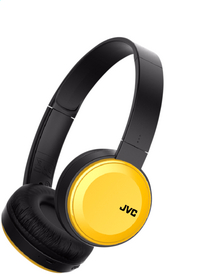 JVC casque Bluetooth HA-S30BT-Y-E jaune/noir