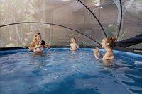 EXIT Overkapping voor zwembad Stone of Wood Ø 3 m-Afbeelding 1