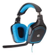 Logitech gaming headset voor pc G430  -Rechterzijde