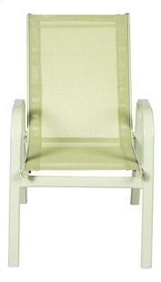 Chaise de jardin pour enfant vert