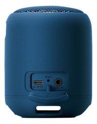Sony bluetooth luidspreker SRS-XB12 blauw-Achteraanzicht