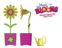 Silverlit Magic Blooms Single Flower rose-Avant